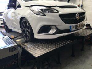 Corsa E Tuning Car 1