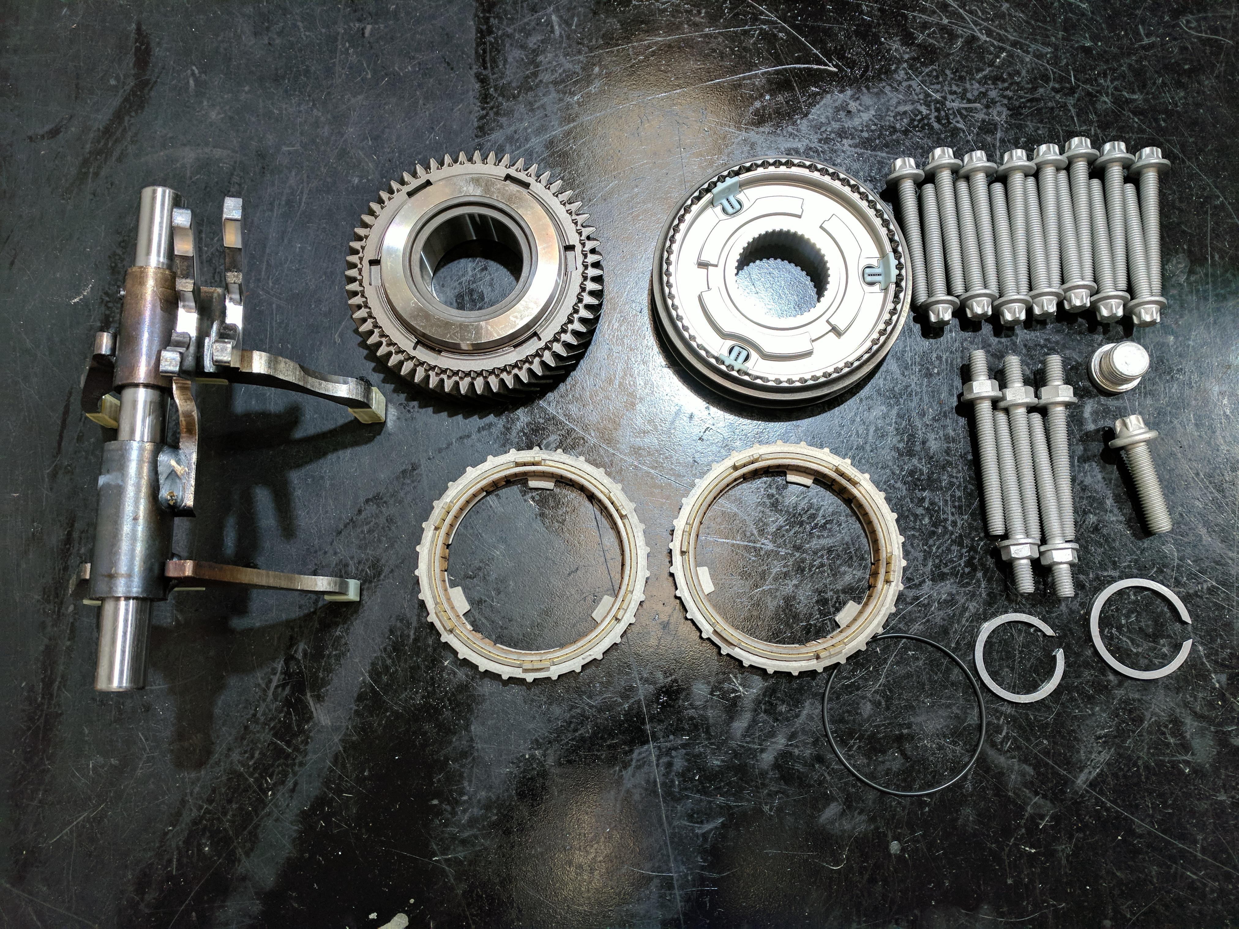 F40 Gearbox Clutch – WG Motorworks