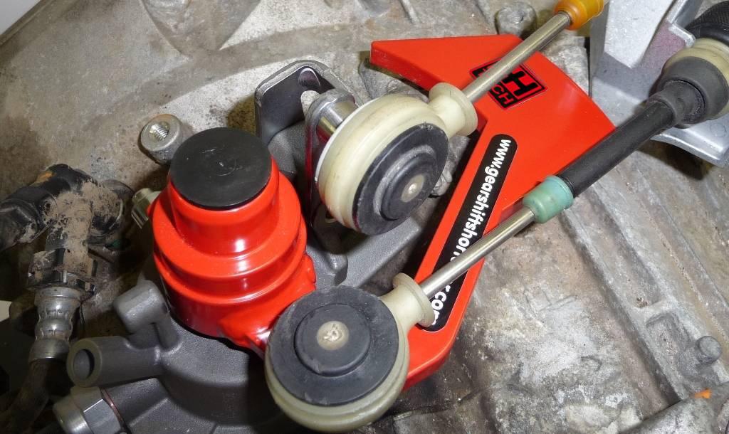 Vauxhall Signum 1.9 CDTi 4H-Tech V Shift Shortshifter F40 Gearbox